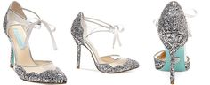 Blue by Betsey Johnson Stela Front-Tie Pumps - Evening & Bridal - Shoes - Macy's