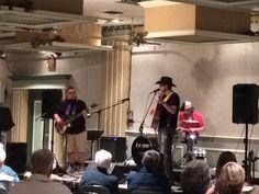Roy Borden Jr. Band rippin it up !!!