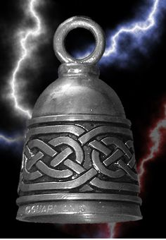 Celtic Knot Guardian® Bell Harley-Davidson HD Accessory Motorcycle