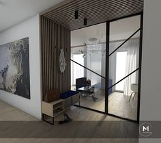 GM_DESIGN | INTERIOR | entrance | visualisation