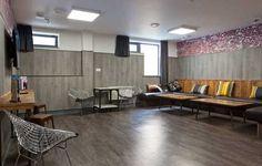 Euro Hostels trailblaze innovative digital design solution...with Muraspec! #Interiors #EuroHostels #InteriorDesign #Muraspec #Digitals