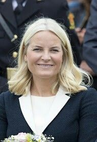 Crown Princess Mette-Marit During The Silver Jubilee Tour In Kristiansand, June 29,  2016.