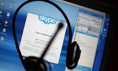 Skype could face EU sanctions over data it has made accessible to the NSA in the US. Photograph: Mario Tama/Getty Images