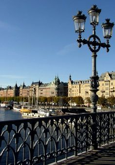 Look at Strandvägen - Östermalm, Stockholm, Sweden | by Manfredo123