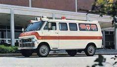old ambulances - Bing images