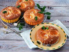 Sárgabarackos mini piték - gastrotherapy Minion, Muffin, Breakfast, Food, Morning Coffee, Essen, Minions, Muffins, Meals