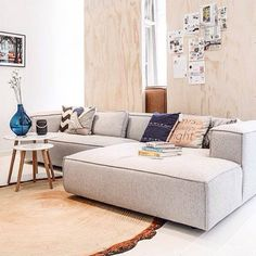 Fest Amsterdam - Dunbar Sofa - Zetel Modulaire Bank - The SHOP Online Herentals Sturdy and yet elegant, that is how we describe our sofa Dunbar best. With the arm and back rests in the same height, you can get yourself comfortable in one of the corners e