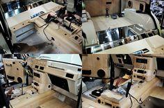 Mitsubishi Pajero -> Hyundai Galloper -> Mohenic Garages redesign - MOHENIC G 2GENERATION 290CRDi Sahara Premium ver - Making.