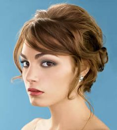pic wedding hair up dos | Wedding hairstyles for short hair | Hair Styles & Haircuts & Hair ...