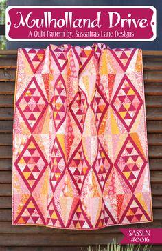 Mulholland Drive Quilt Pattern