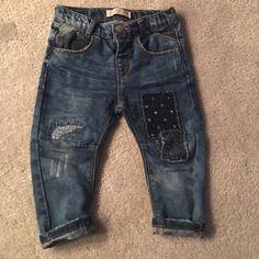 Zara baby Boy jeans Very trendy and So cool! Like New ! Zara Jeans Skinny