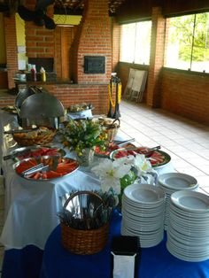 Refeitório www.acampamentoiswe.com.br