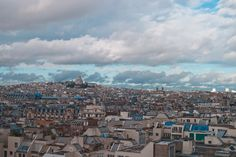 Paris Rooftops and the Sacre Coeur - TheSavvyBackpacker.com