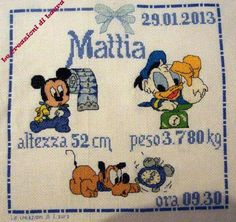 Disney baby nascita