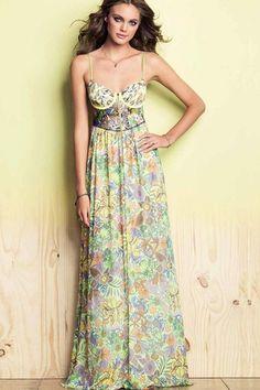 Maaji Swimwear 2015 'Honey Pot' Maxi Dress | Orchid Boutique