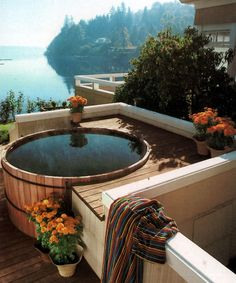 1979 MODERN HOME SAUNAS SPAS HOT TUBS design landscaping installation midcentury