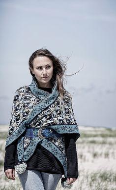 Christel Seyfarth | art knits | FANØSTRIK Beyond the Horizon
