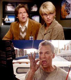 Stargate SG1 episode Moebius