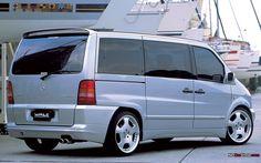 Wald Mercedes-Benz Vito (2001)