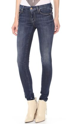 MOTHER The Looker Skinny Jeans. 30 or 31.