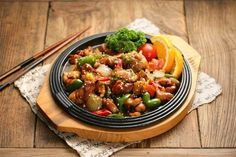 The Ultimate Chicken Stir-Fry with Cashews and Water Chestnuts