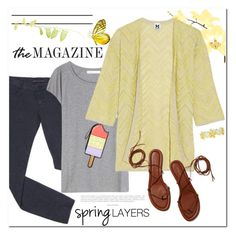 """Spring layers"" by adduncan ❤ liked on Polyvore featuring Acne Studios, M Missoni, Liz Claiborne, cutecardigan and springlayers"