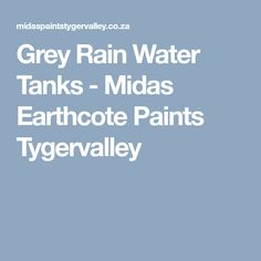 Grey Rain Water Tanks Rainwater Harvesting Solutions are safe to for hydroponic solutions as all tanks are made from food grade material, fully recyclable.