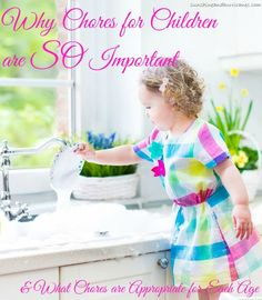 Is your goal to raise children that are independent with good character and values? Research supports the importance of daily chores and responsibilities and the positive impact they have on a family. Wondering what age to start assigning tasks? Need ideas to get started? The Importance of Chores for Children (Printable Chore Chart Included)