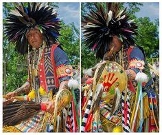 Dog Soldier by Calvin J., via Flickr Native American Actors, Native American Regalia, Native American Beadwork, Native American History, American Pride, Native Indian, Indian Art, Cheyenne Warrior, Dog Soldiers