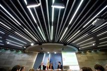 Muro de imágenes, noticias y vídeos sobre los primeros cien días del Gobierno de @MarianoRajoy (fotografía de @Fernando Sellés)