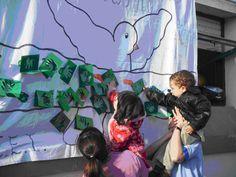 Cartel para el día de la Paz