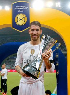 Sergio Ramos Real Madrid - International Champions Cup China