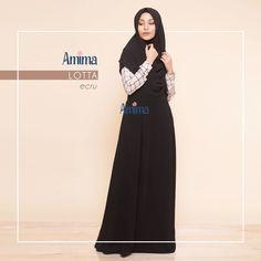 Gamis Amima Lotta Dress Ecru - baju muslim wanita baju muslimah Untukmu yg cantik syari dan trendy . . Size:  S ---> 94   137 M ---> 100  140 L ---> 106   140 . . Material bahan :  CREPE POLOS  WOLVIS PATTERN nyaman digunakan seharian material ringan dan flowy cocok untuk travelling karena cuci-cepat kering dan ga perlu setrika Model dress desain menampilkan kesan 'young and fresh Model kerah bulat dengan Bukaan kancing tersembunyi depan #nursingfriendly #gamisbusuifriendly Kantong pada…
