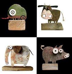 Mook (project by Carlo Nannetti and Francesca Crisafulli) – LEO, GERALDINA, OLIVIERO, LATTONZOLO