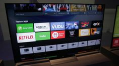 Sony Is The Only TV Maker To Use Google's #Android TV System and In 2016 It Will Perform Faster, Allow Select Voice Commands, and Allow Voice Search Within YouTube. -CNET