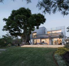 Proyecto residencial Kol-Tzivio / Studio de Lange