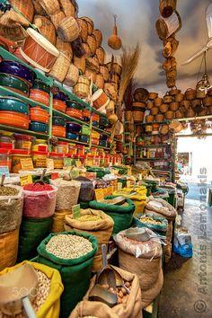 Greek shop, Naxos, Greece