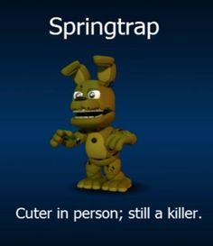 FNaF World Springtap!