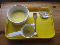Practical Life skills for children ages 3-6: Using a Sieve