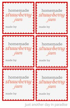 1000 images about canning jar labels on pinterest for Blackberry and apple jam recipe bbc