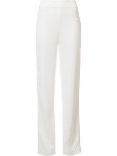 JONATHAN SIMKHAI tailored straight trousers. #jonathansimkhai #cloth #팬츠
