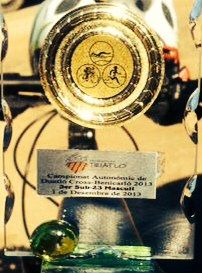 Javi Martí de nuestro Club Triatlón Tritan ha quedado 3º sub23 en el campeonato autonómico de duatlon cross. ¡Enhorabuena!