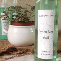 No seeums spray. Ingredients: • Witch Hazel • Listerine • Tea Tree Oil