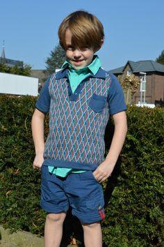 Mooi toch als #communie outfit? #VanHasselsKids #KikiBo www.kikibo.nl
