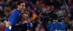 'Melhor partida que já joguei', diz Neymar após classificação épica (AFP)