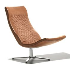 The Swiss de Sede swivel armchair was first designed and manufactured in 1971 andis meticulously crafted from the highest quality leather producing a smooth buttery finish.  http://www.facebook.com/DesignerMelbourne