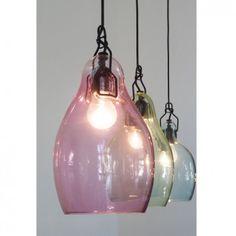 Lamp Bubblicious Design Chris Kabel   glasmuseum.nl