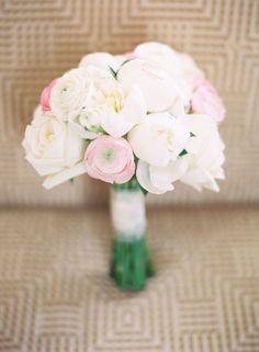 ranunculus + roses + peonies