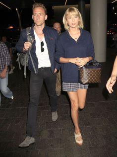 7 septembre : Taylor Swift et Tom Hiddleston se séparent