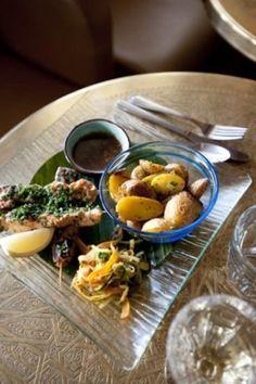 Un resto design et bio, où la cuisine comme la déco sont l'oeuvre de son propriétaire, voyageur dans l'âme ► Le Comptoir